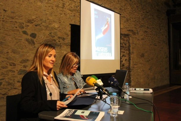 Andorra, museus, equipaments, Consell Assessor del Patrimoni, pla de museus, Pla estratègic de museus, Olga Gelabert, Montserrat Planelles