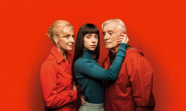 Montse Guallar, Claudia Riera i Lluís Marco són el tercet protagonista d''Alba (o el jardí de les delícies)'.