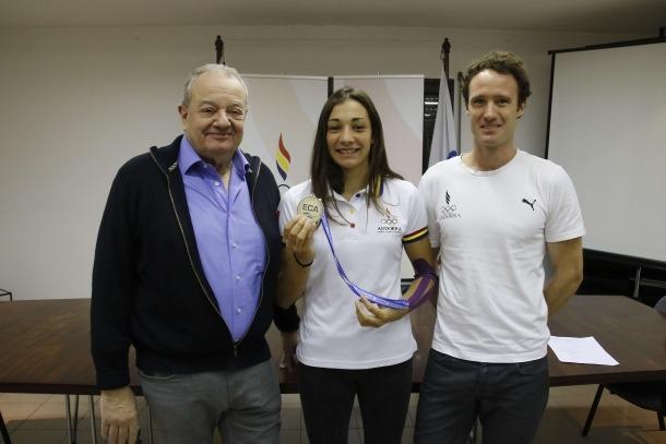 El COA confia que Doria ja rebi l'ajut de Solidaritat Olímpica per a Tòquio