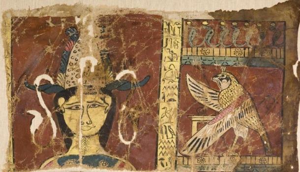 Andorra, Museu del Tabac, Déus d'Egipte, Jordi Clos, Museu Egipci de Barcelona, Sant Julià, El pas a l'eternitat, mortalla, Bes