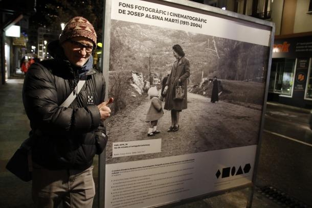 Andorra, fotografia, Isidre Escorihuela, Arxiu Nacional, CAEE, Josep Alsina, Dues viles i un territori