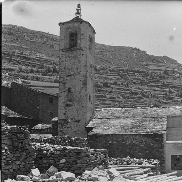 Andorra, fotografia, Arxiu Nacional, Sant Julià, Biblioteca de Catalunya, Josep Salvany