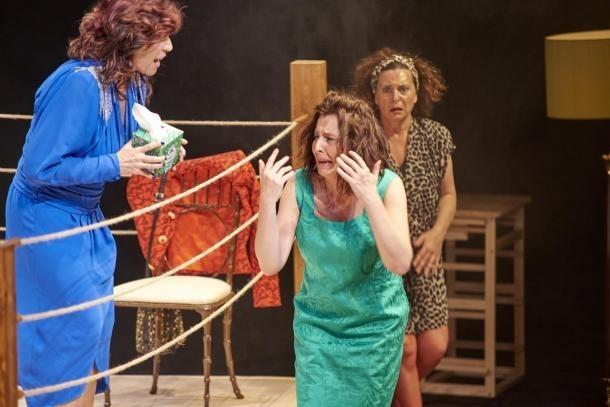 Una imatge de l'espectacle 'Garses'.