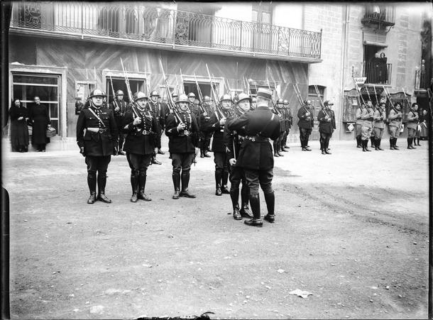 Andorra, gendarmes, 1936, Baulard, Casi Arajol, Vist i No Vist, Vigneaux, Liger, Ransan, Armistici