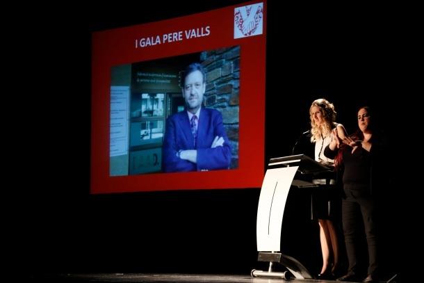"""L'AAMA homenatja Pere Valls per """"tota la feina que va fer"""""""