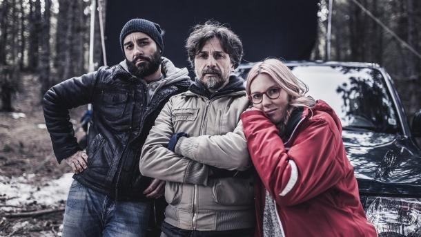 Andorra, pel·lícula, llargmetratge, festival Som Cinema, Josep Pozo, 73 minutos, Wolves, War on Screen, Danger, la Palma, Danger there are beasts inside