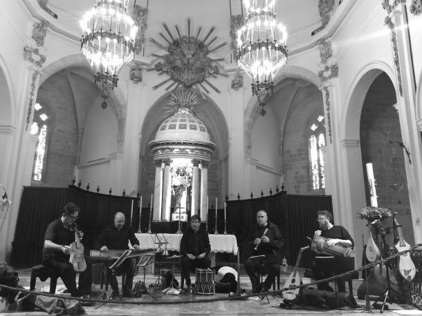Festival de Música Antiga, FEMAP, Capella de Ministrers, jaciment de la Margineda, Ramon Llull, Any Llull, Carles Magraner