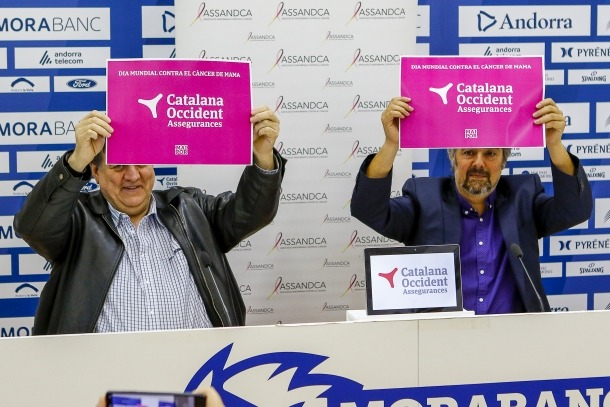 Joan Peñarroya torna com a líder