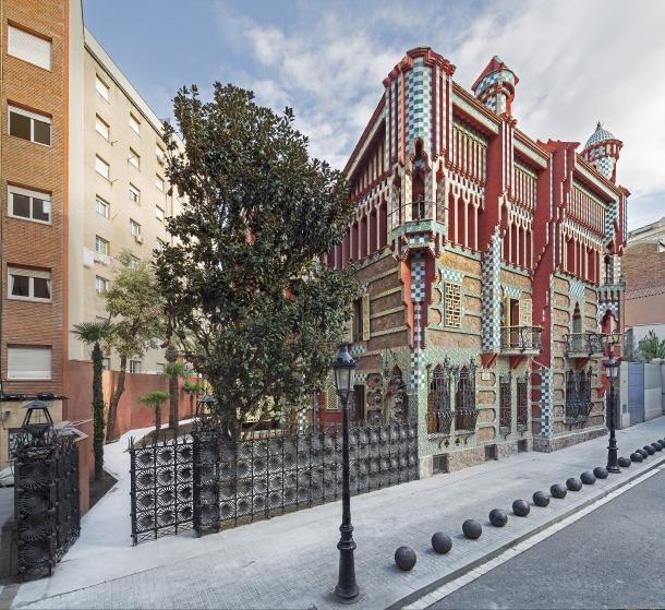 Andorra, Casa Vicens, arquitectura, patrimoni, Gaudí, Barcelona, modernisme, MoraBanc