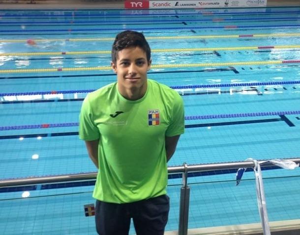 Tomàs Lomero bat tres rècords d'Andorra