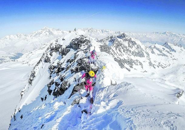 El Tour du Rutor, de la Valle d'Aosta, es va cancel·lar ahir pel COVID-19 i va deixar alguns participants andorrans amb un pam de nas.