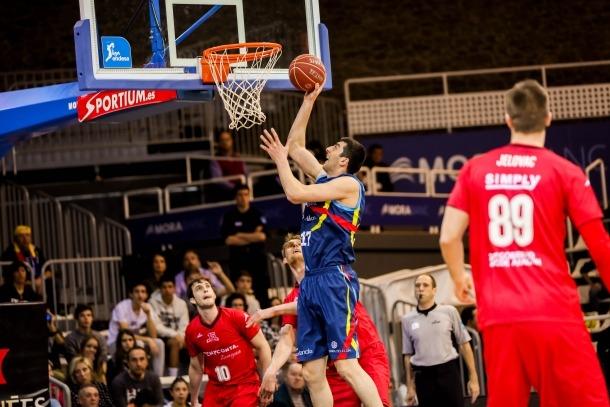 Giorgi repeteix com a MVP del mes