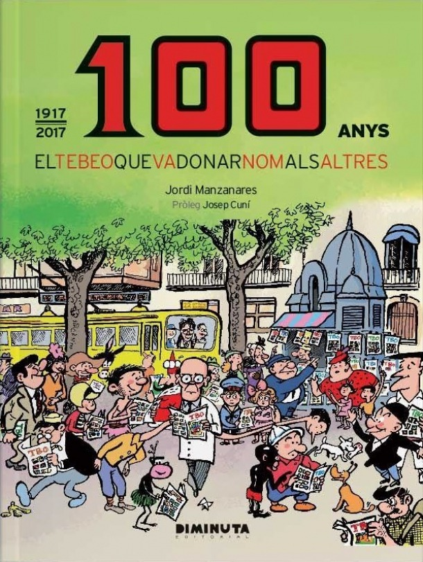 TBO, centenari, saló del còmic, Museu del còmic, Joan Pieras, Josechu el Vasco, Corto Maltés, Familia Ulises, Muntañola, Coll, Blanco, Benejam