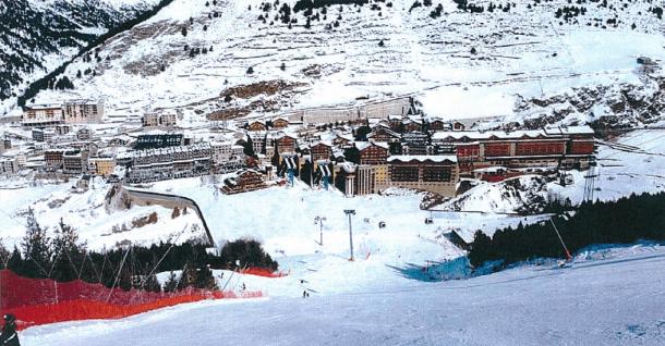 """El PS adverteix dels """"dubtes"""" que genera el projecte d'una plataforma esquiable a la pista de l'Avet"""