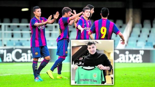 De la Youth League a la Lliga