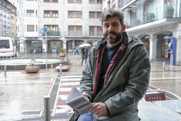 """David Gálvez: """"Segur que més d'un diari hauria rebutjat els articles de Sugranyes"""""""