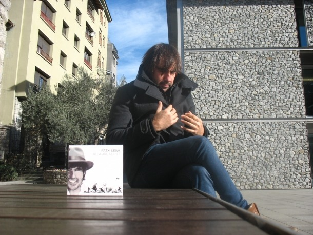 Andorra, Alea Jacta Est, Fòrum FNAC, disc, Patxi Leiva, Los días sin mí, rumbeta, rumba, Mantis religiosa, El ritmo, Ken Productions