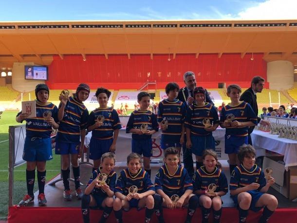 Els U-12, 15è a Mònaco