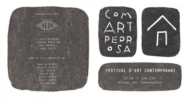 Andorra, la Massana, Comapedrosa, ComARTpedrosa, art contemporani, Festival d'art contemporani, Lluís Casahuga, Èric Rossell, Martín Blanco, Mountain Alchemists