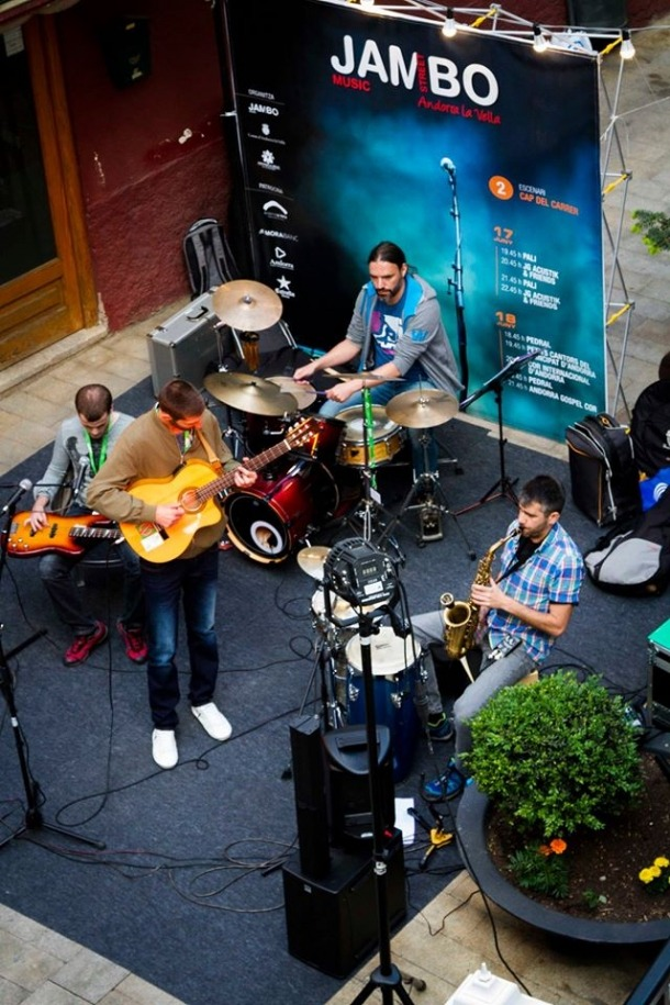 Andorra, Jambo Street Music, música, concert, Pali, Oriol Vilella, festival