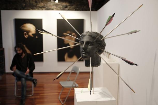 Andorra exposició Riberaygua Monge Koons pop