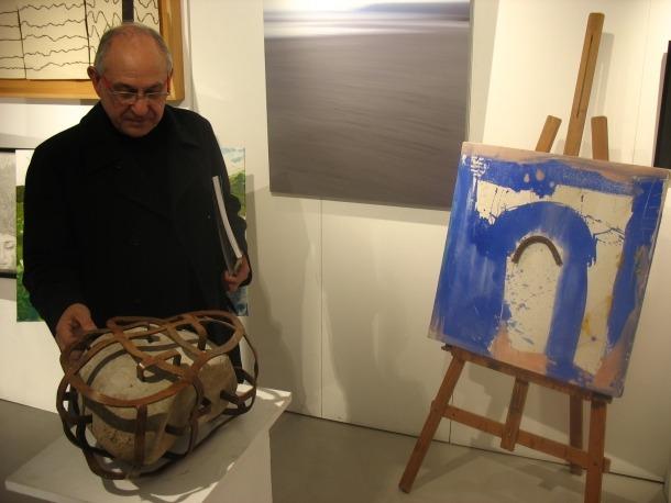 Andorra, art contemporani, Koons, Hirst, galeria Riberaygua, Joan Gil