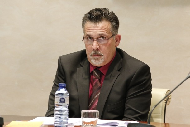 El conseller Jordi Rich.