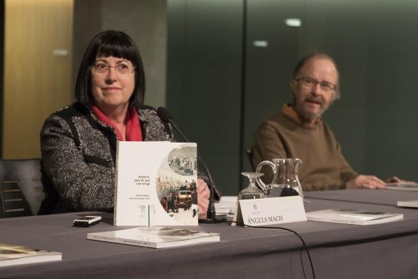 Andorra, Lídia Armengol, Papers de Recerca Històrica, Pere Cavero, Antoni Pol