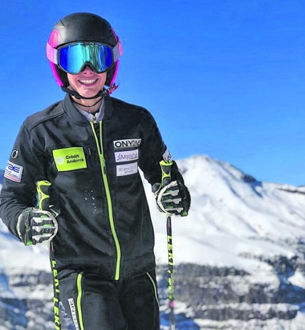Sissi Hinterreitner acaba 46a al gegant FIS de Gaal
