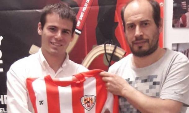 Llorenç Miquel deixa el Thiene i fitxa pel Sant Feliu
