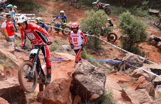 Gaudi Vall, campió d'Espanya