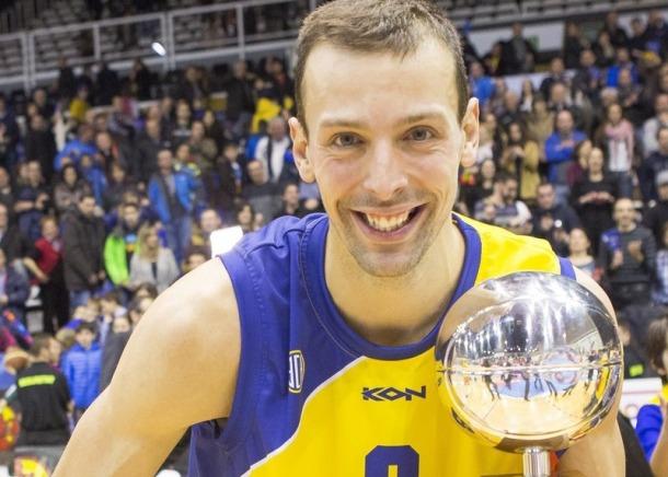 Es retira l'MVP del retorn a l'ACB