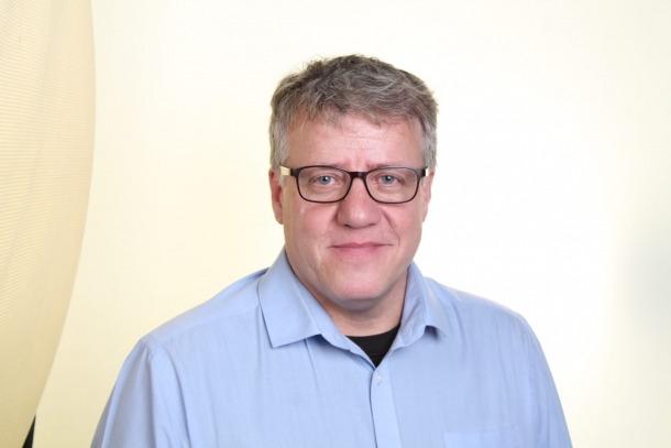 El cap de llista de Terceravia, Jordi Rubia.