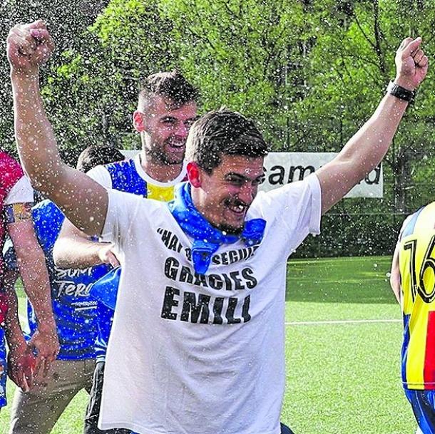 Marc Ferré deixa l'FC Andorra i el seu futur passa per la Lliga