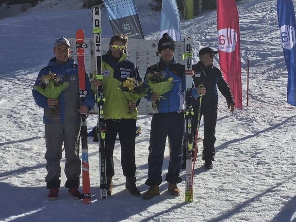Matías Vargas acaba 46è al descens de Kitzbuehel