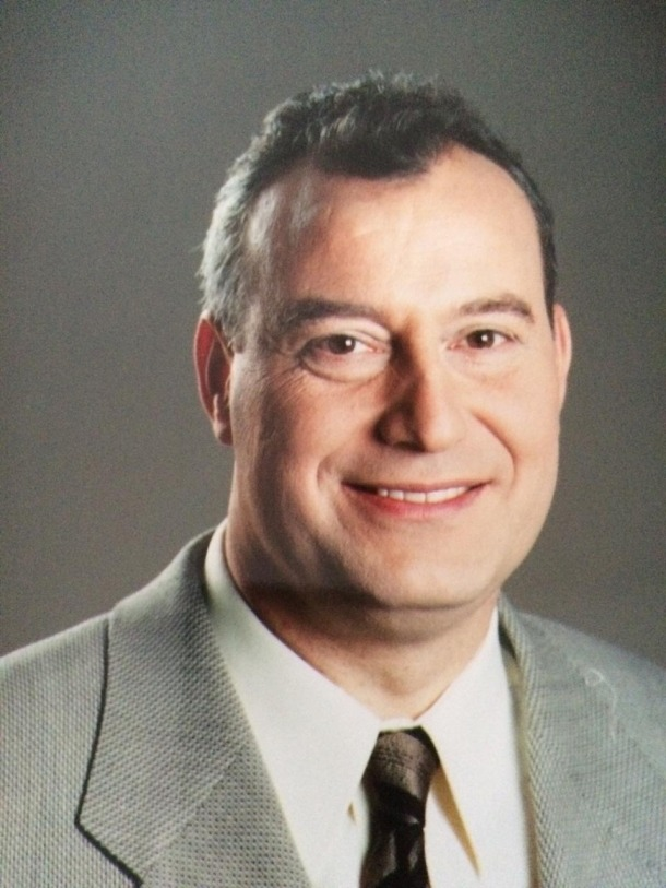 El candidat demòcrata, Miquel Aleix.