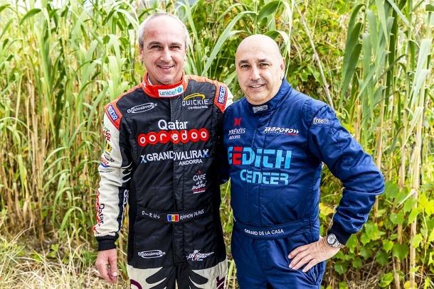 Ramón Plaus i Gerard de la Casa, campions del Català