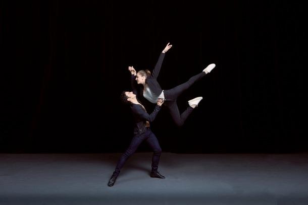 Els solistes del venerable Ballet de l'Òpera de París, fundat el 1713, en acció.