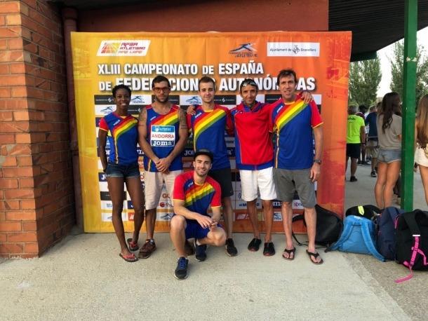 Toni Bernadó bat el  rècord mundial de màster 50 dels 3.000 metres