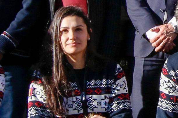 Mimi Gutiérrez, KO per una grip