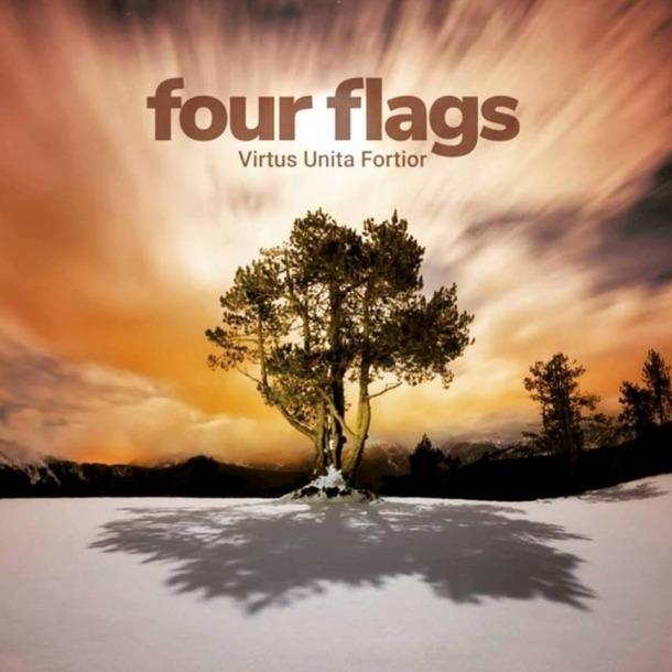 Portada del primer disc de Four Flags.