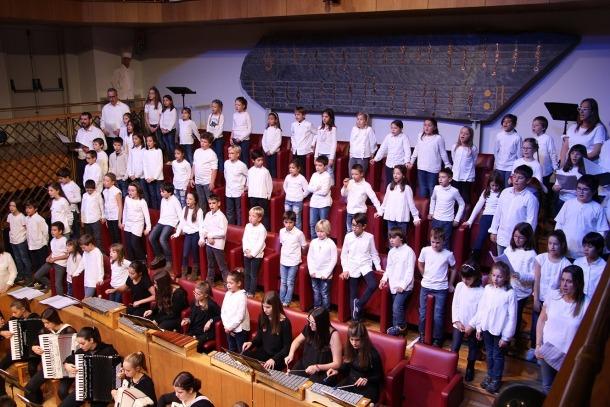 Andorra, Ordino, Sant Julià, Jonva, Gumí, concert de Santa Cecília, Jove Orquestra
