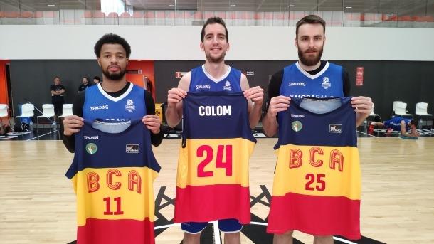 Els jugadors del BC MoraBanc Andorra lluiran una samarreta vintage contra el Reial Madrid per celebrar les noces d'or del club.