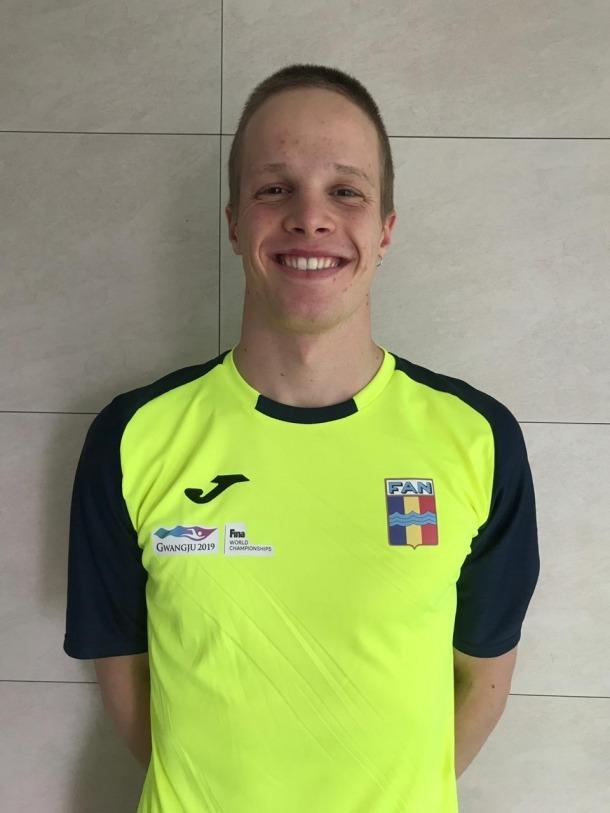 Bernat Lomero, millor marca del 2019 al Mundial