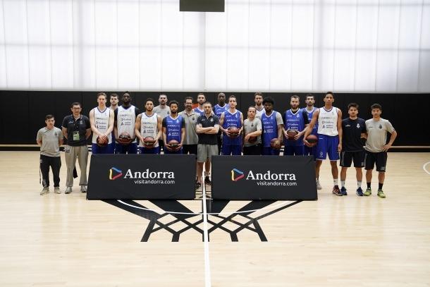 El BC MoraBanc tornarà a jugar un partit oficial de bàsquet i avui alça el teló del grup B de la fase final excepcional de l'ACB.