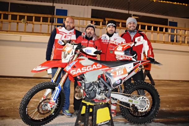 España, a les Ice Gladiators