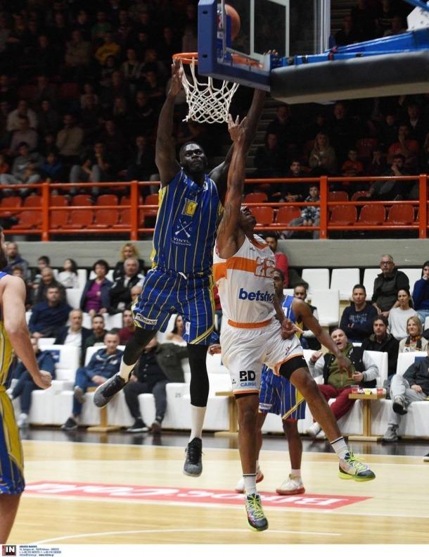 El pivot senegalès Malik Dime deixa Grècia per fitxar pel BC MoraBanc per dues temporades i d'aquesta manera debutarà a l'ACB.