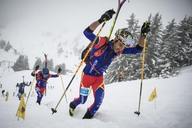 Els Campionats del Món del 2019 es van disputar a Villars-Sur-Ollon (Suïssa).