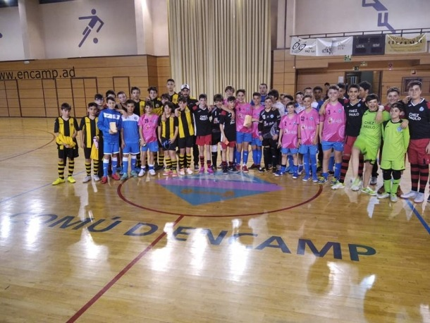 El Futbol Sala Encamp i el CE Sant Julià no s'afiliaran aquesta temporada.