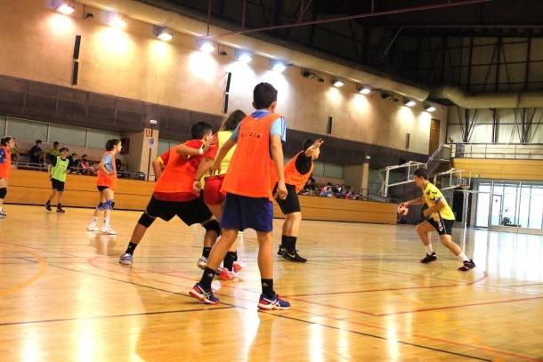El Total Handball Camp va començar ahir.